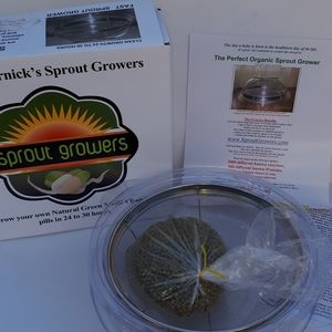 NIB Tony Hornick's Sprout Grower, Grow Your Own